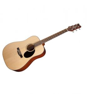 Jasmine JD36 Natural Dreadnought Acoustic Guitar