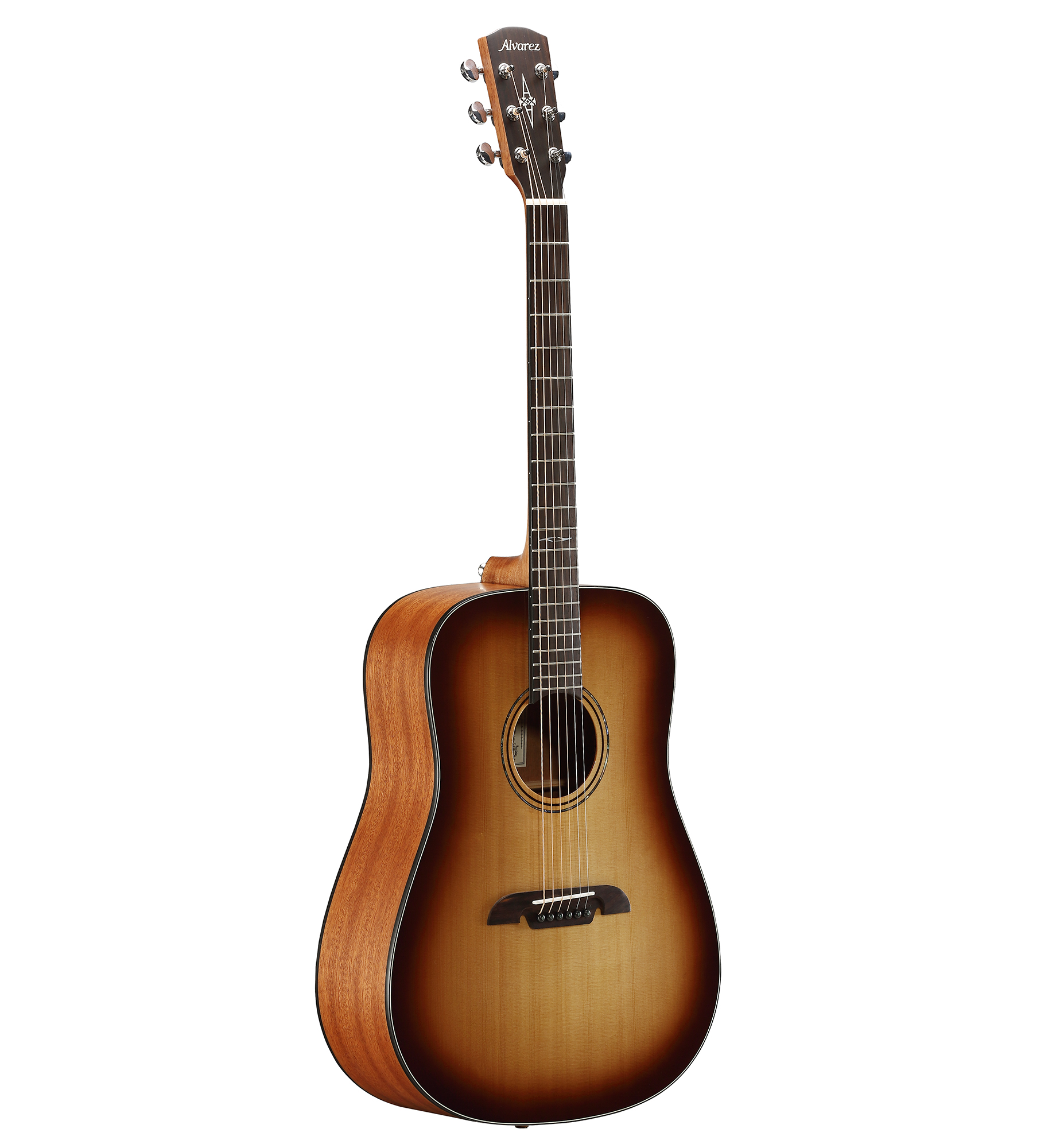 Artist 60 Series Dreadnought, Shadowburst Gloss Finish