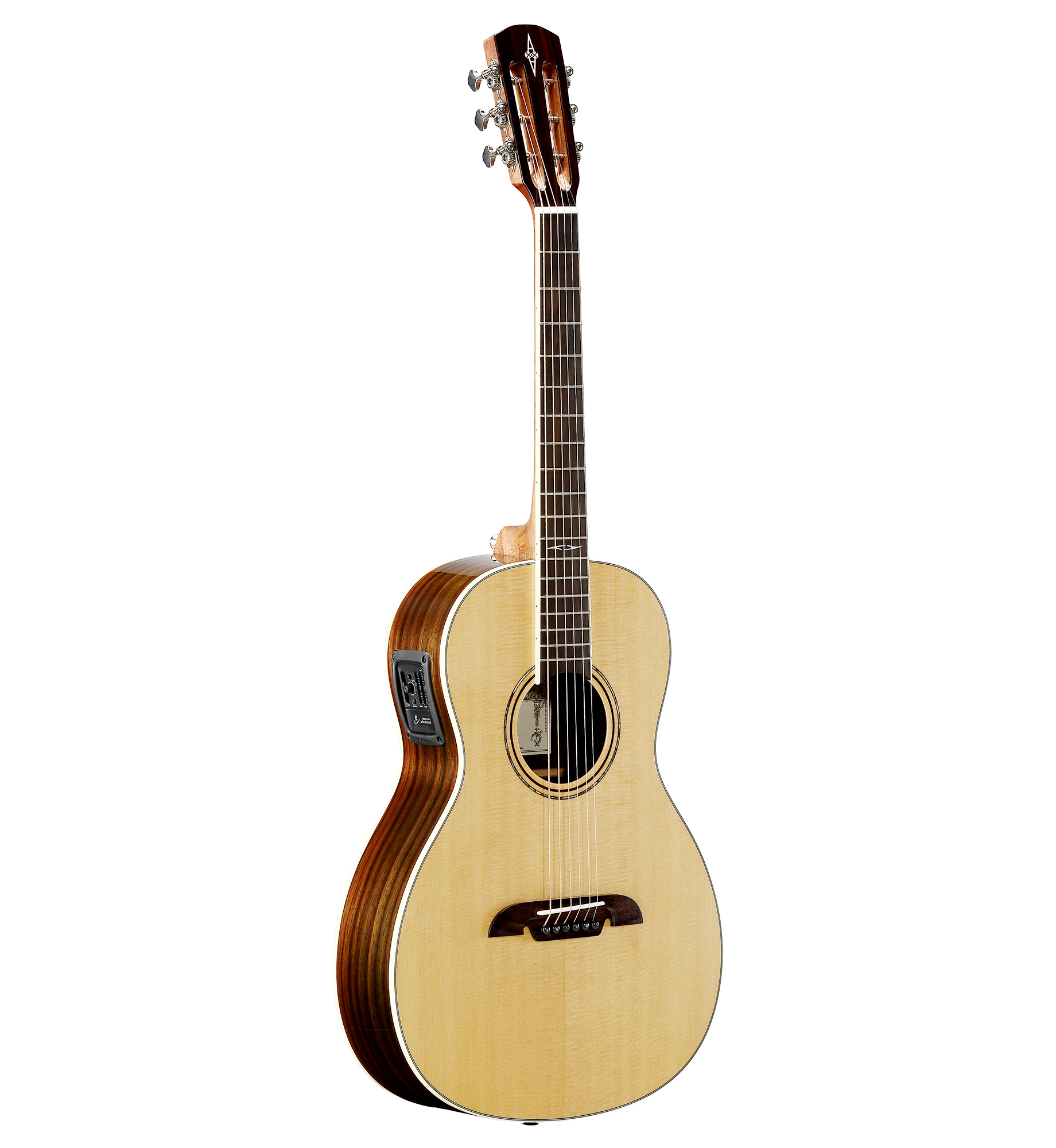 Artist 70 Series Parlor Electric, Natural Gloss Finish
